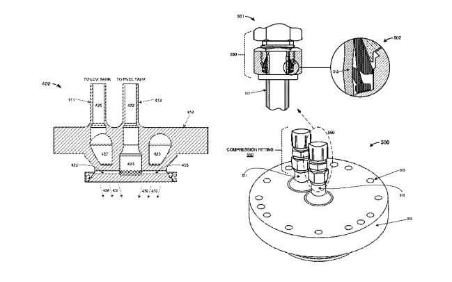 Enhanced liquid oxygen-propylene rocket engine patent