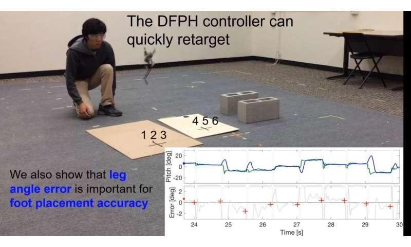UC Berkeley team gives jumping robot higher goals than bouncy-bouncy
