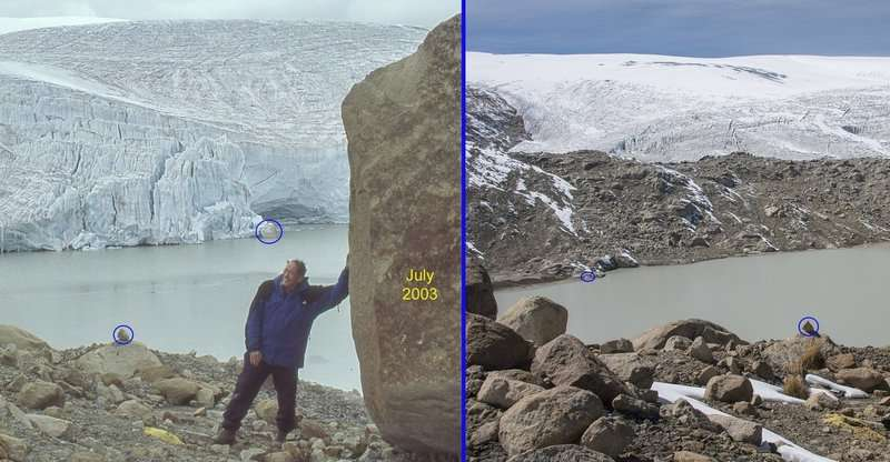 Peru's Quelccaya ice cap could meet its demise by mid-2050s