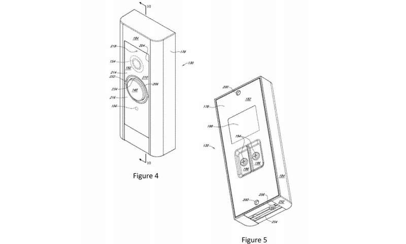 Patent application looks at smart doorbell sniffing, ACLU reacts