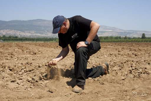 5-year drought raises questions over Israel's water strategy