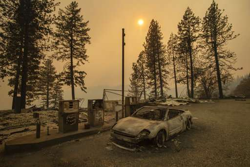 Ferocious fires spark concern over major health consequences