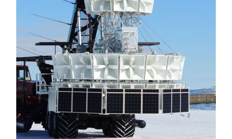 New evidence suggests particles detected in Antarctica don't fit Standard Model