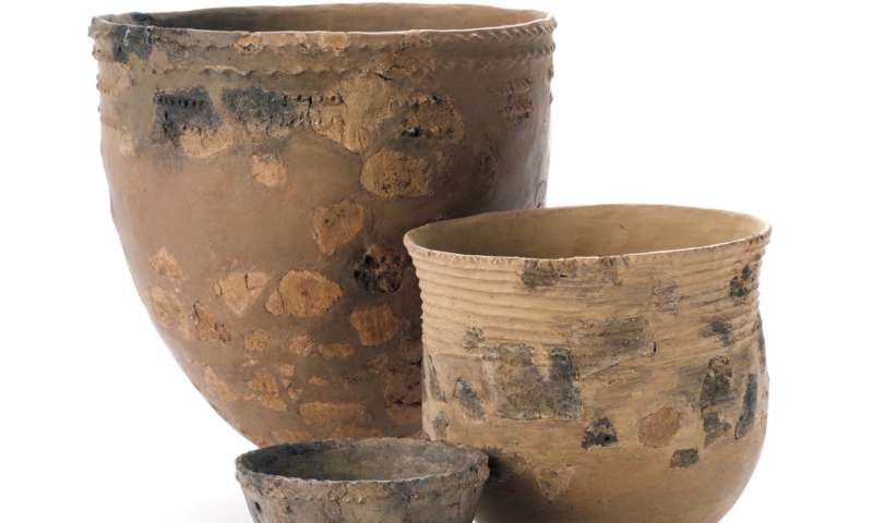 The origins of pottery linked with intensified fishing in the post-glacial period