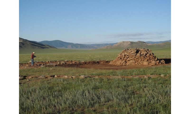 Oldest evidence of dairying on the East Asian Steppe