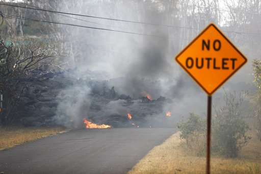 Rural Hawaii communities face various volcano threats