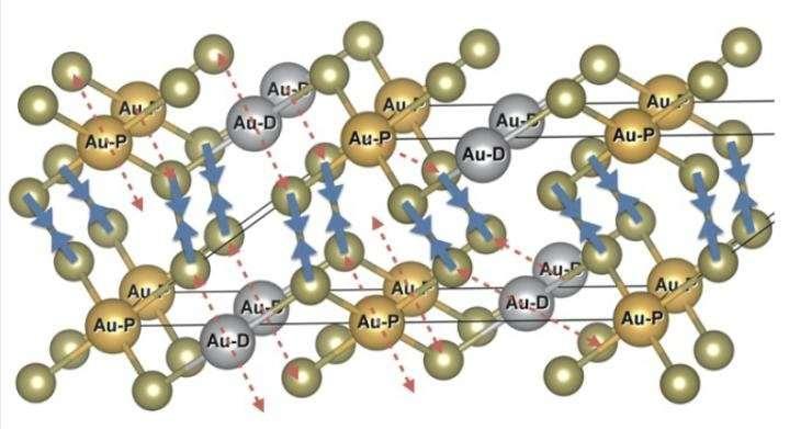 Scientists solve the golden puzzle of calaverite