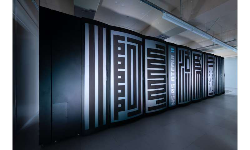 Supercomputer Astronomy: The Next Generation