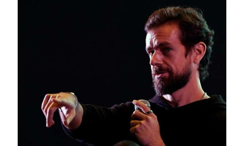 Twitter CEO Jack Dorsey was photographed in India holding a poster which outraged some Hindus