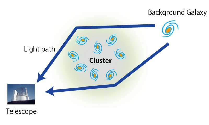 Uncovering the secret law of the evolution of galaxy clusters