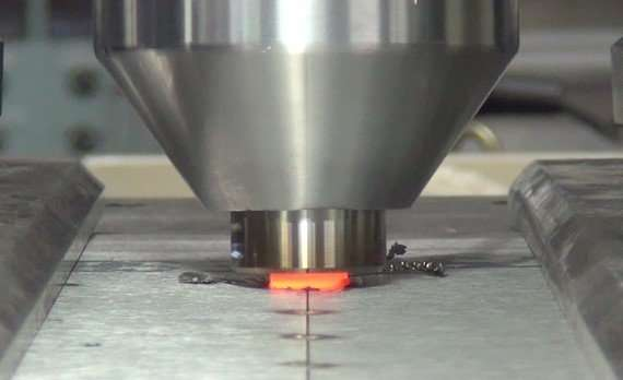 Researchers identify a metal that withstands ultra-high temperature and pressure