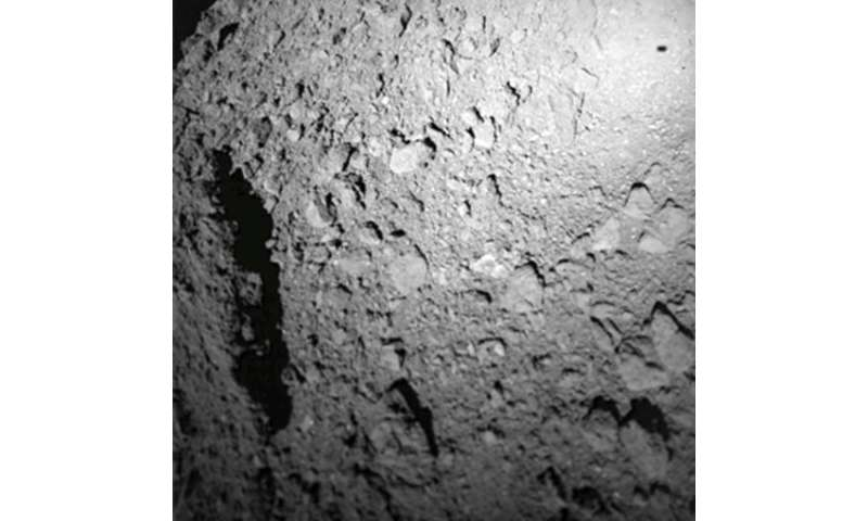 Japan delays spacecraft landing on very rocky asteroid