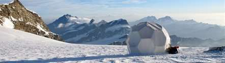 Laser technology uncovers medieval secrets locked in Alpine ice core