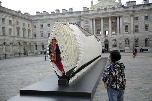 London show explores hidden world of facial recognition