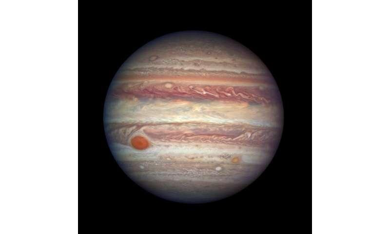NASA's James Webb Space Telescope to target Jupiter's Great Red Spot