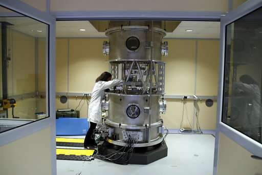 This is heavy: The kilogram is getting an update