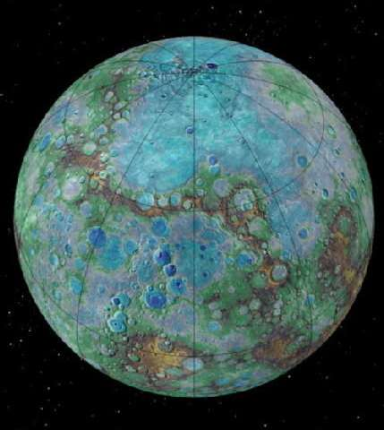 Newly-discovered planet is hot, metallic and dense as Mercury