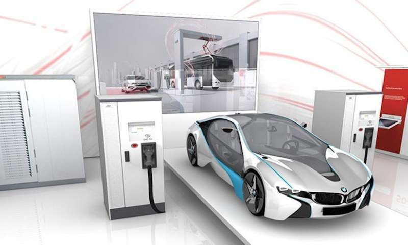 ABB unveils EV charger, can add 200 km of range in 8 minutes