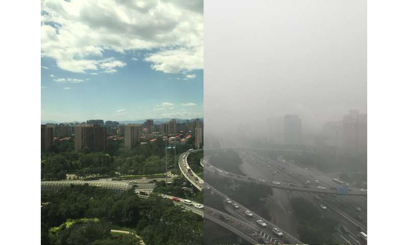 A clearer path to clean air in China