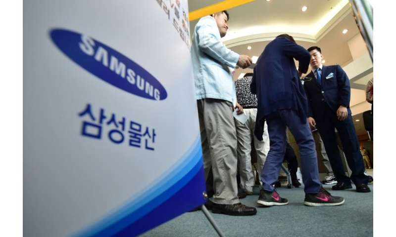 Activist fund Elliott Associates and other shareholders say the merger of two Samsung units wilfully undervalued C&T