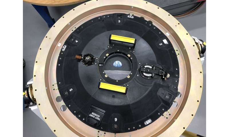 Advanced 3-D printed parts for NASA's Orion designed to hold up to extreme temperatures