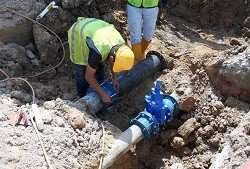 Advanced mobile technology to manage underground utilities