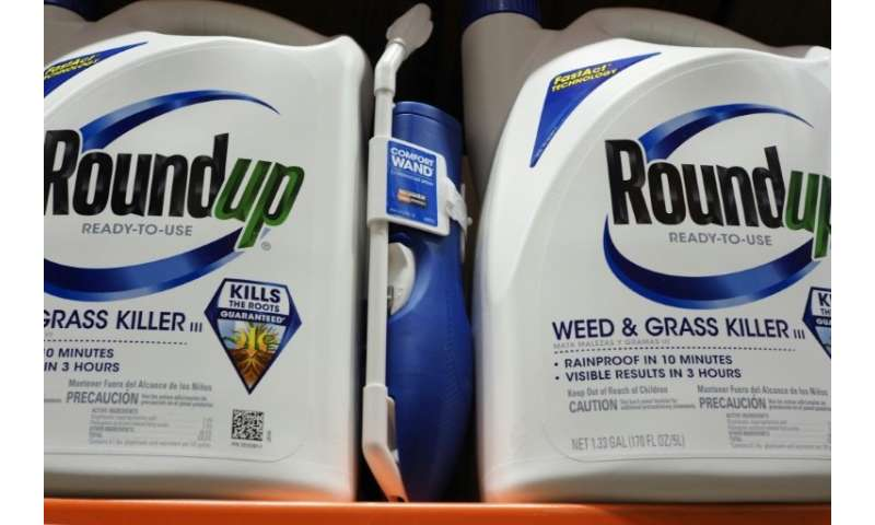 A former groundskeeper who contracted terminal cancer after years of working with Roundup, a popular herbicide which Monsanto cl
