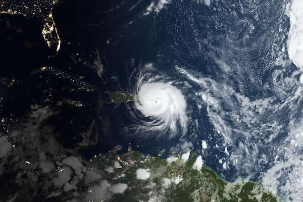 After the storm: Lower-cost air quality monitors measured pollutants in Puerto Rico after Hurricane Maria
