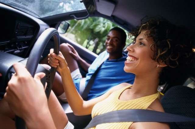 Age matters behind the wheel – but not how you might expect