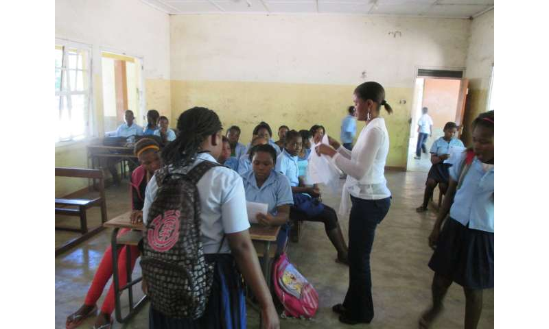 A great majority of Mozambican adolescent girls are willing to be vaccinated against HPV