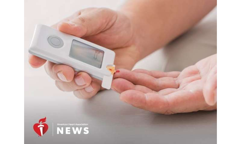 AHA: have diabetes? make sure to manage cholesterol, too