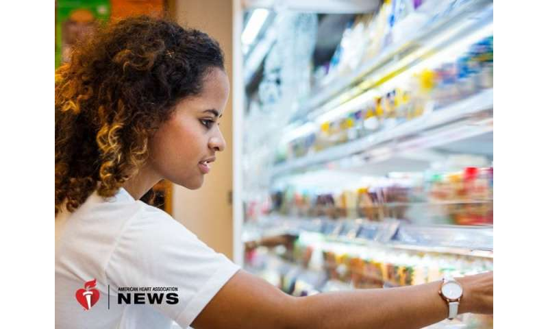 AHA: healthy dining in convenience stores?
