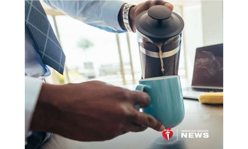 AHA: is coffee good for you?