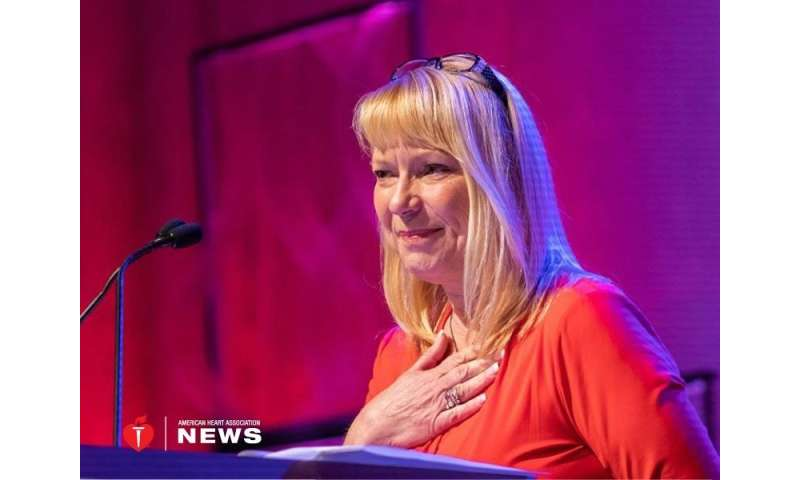 AHA: mother of the bride survives heart attack on mother's day
