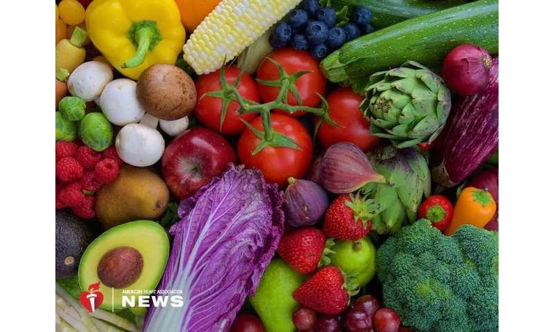 AHA: nutrient-rich diet may help heart failure patients avoid hospital, death