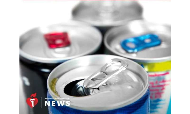 AHA: use energy drinks when cramming for exams? your heart may pay a price