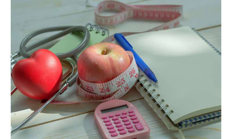 A healthy BMI when you're young could safeguard your heart for later life