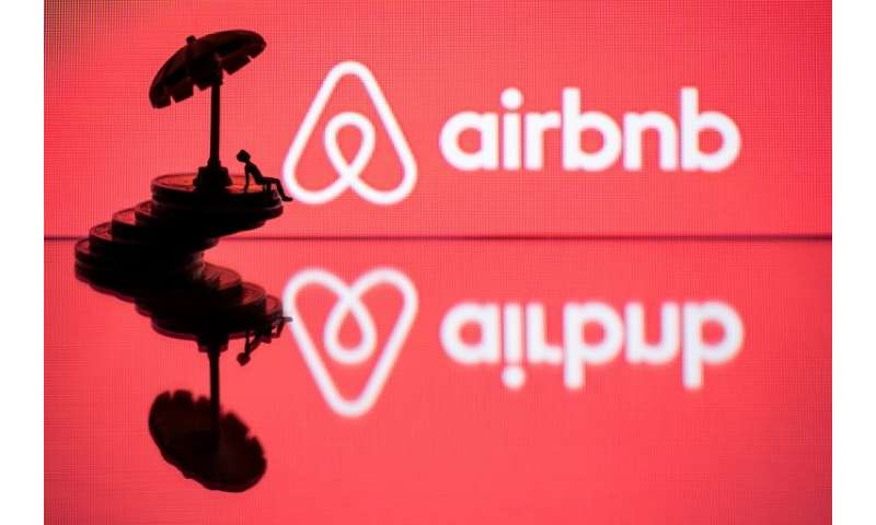 Airbnb has responded to a Paris official's proposal to ban the rent-a-room giant in the French capital
