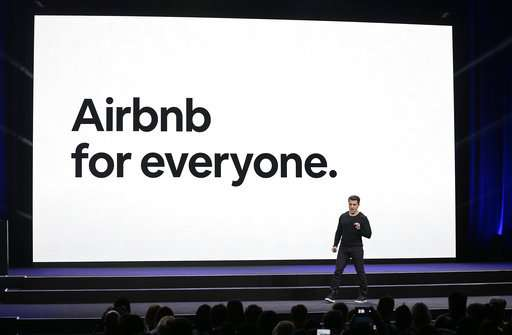 Airbnb says revenue for 3Q was best ever, topping $1 billion