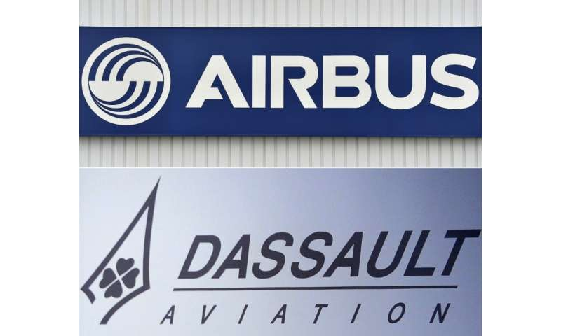 Airbus and Dassault Aviation hope to develop Europe's next generation combat fighter jet