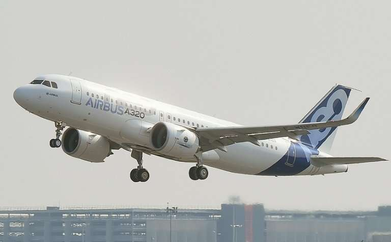Airbus is stepping up production of its A320neo planes, despite persisitent engine woes