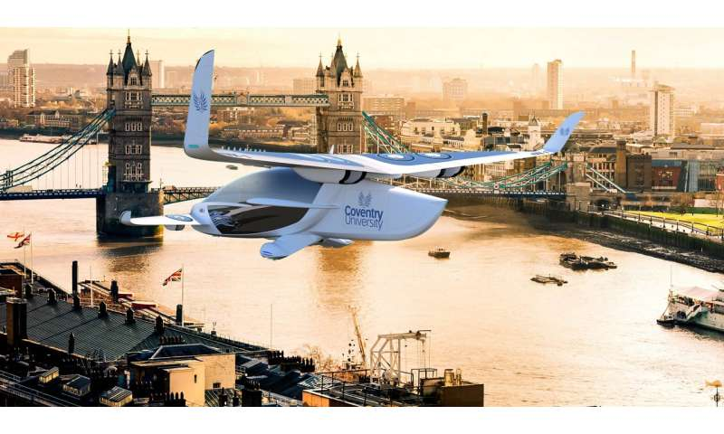 Air taxis – why they're no longer pie in the sky