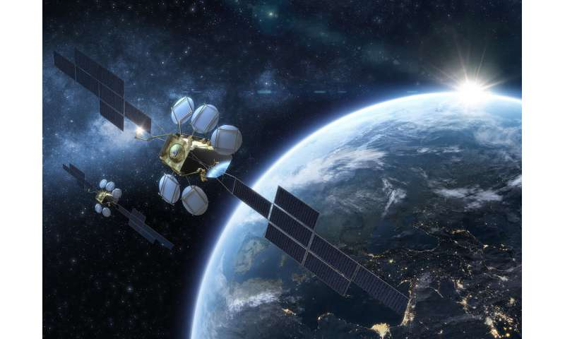 A job and a half for first Eurostar Neo mission