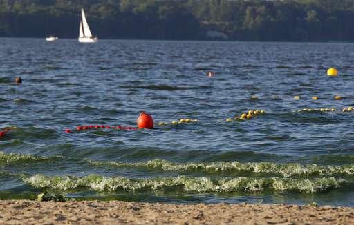 Algae blooms force Poland to shut down 50 Baltic Sea beaches