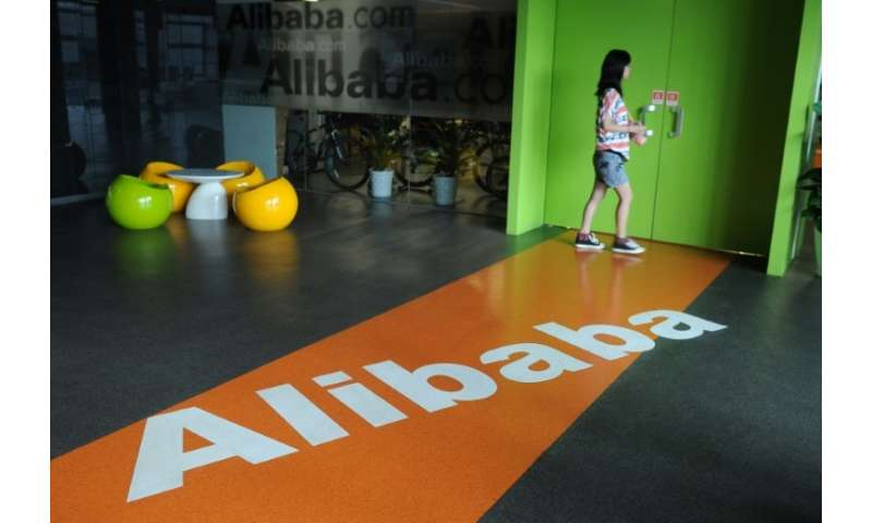 Alibaba added 98 million active consumers over the year ended March 31