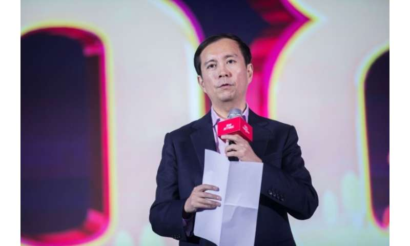 """Alibaba CEO Daniel Zhang, 46, is often credited with turning Jack Ma's Chinese e-commerce company into a """"Boeing 747"""""""
