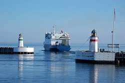 All-electric battery-powered ferry to turn sea travel green