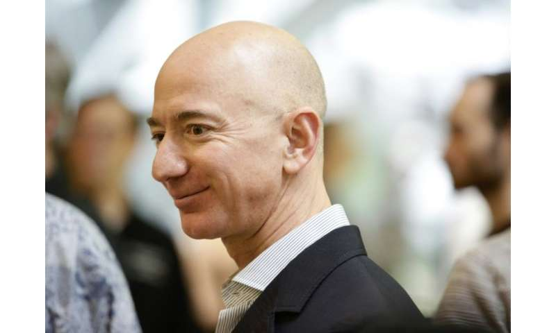 Amazon founder and CEO Jeff Bezos highlighted the growing use of digital assistant Alexa as the company released its quarterly u