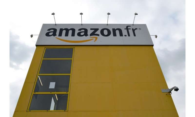 Amazon's global ambitions have led to expansion as far as Australia and India as well as France, with a French distribution cent