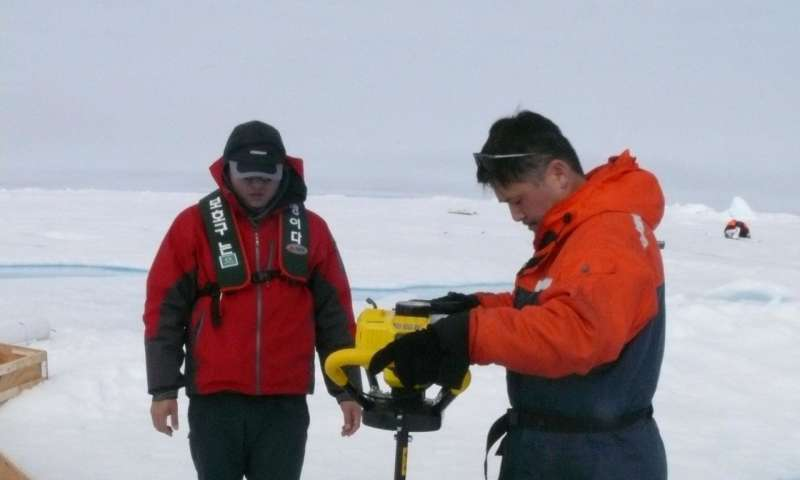 €100 million Arctic project will survey changes in the declining sea ice